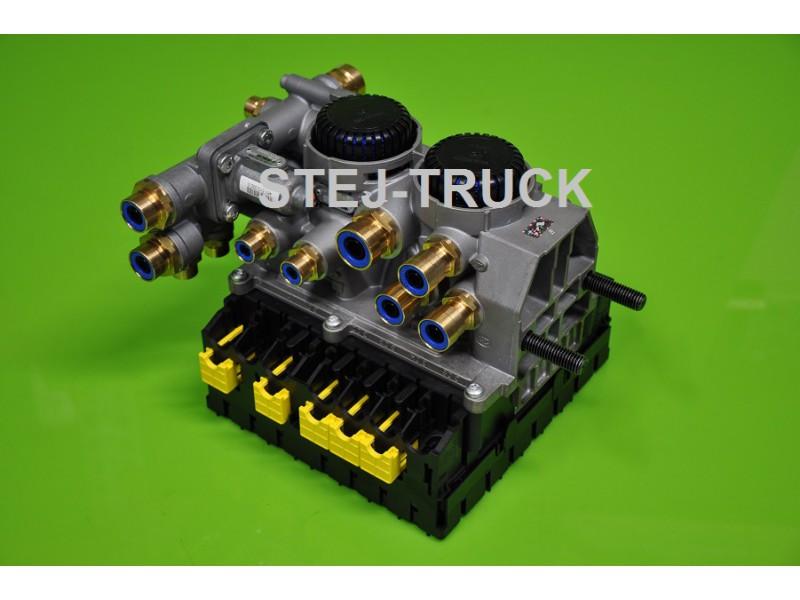 Ebs Modulator Wabco on Volvo Truck Lighting