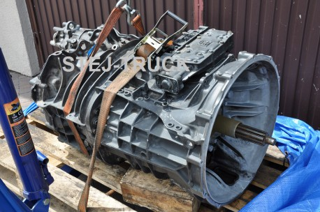 Getriebe ZF 16S2531 DAF 1855397 1356 051 156, 1356051156