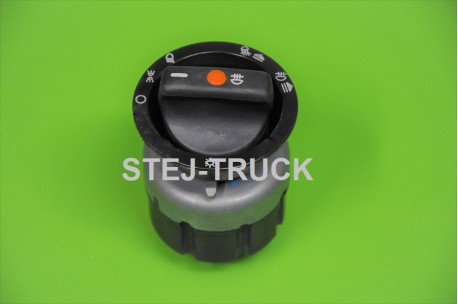 Light switch MERCEDES ACTROS ATEGO 0005456704