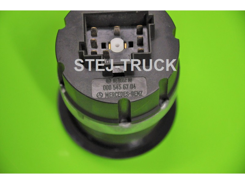 Light Switch Mercedes Actros Atego 0005456704 Stej Truck