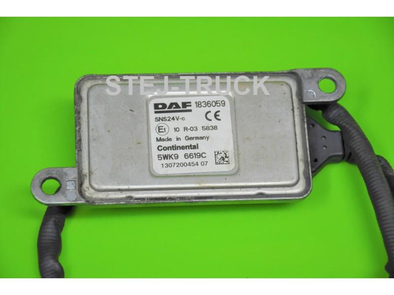 Sensor Nox Daf Xf 105 Solaris Bova 1836059 2011648 1793378