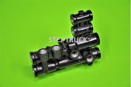 Ventil, ECAS, VOLVO RENAULT, K028090N07, 21133934,
