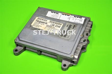 COMPUTER, ENGINE CONTROLL, MAN, 0281001747