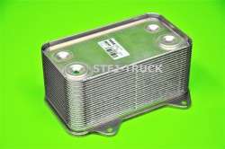 OIL COOLER, DAF, XF, 1667565, 1387035, 1780140,