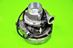 TURBINA, HOLSET, HE341VH, 2837612, 2837611, CUMMINS,