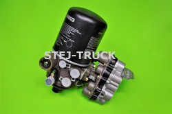 AIR DRYER, KNORR-BREMSE, ZB4591, K001453, IVECO, 5801414928,
