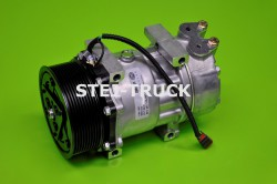 AIR CONDITIONING COMPRESSOR, HELLA, BEHR, 8FK351119881, SCANIA, 1888032,