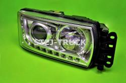 LAMPA, LED, XENON, IVECO, 5801745442, PRAWA,