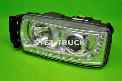 LAMPA, LED, XENON, IVECO, 5801745441, LEWA,