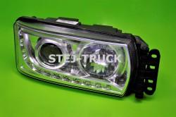 LAMPA, LED+H7, IVECO, 5801745452, PRAWA,