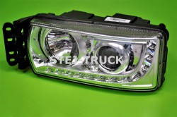 LEFT LAMP, LED, H7, IVECO, 5801745449,
